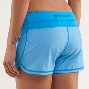 Lululemon Groovy Run Short - size 10